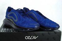 Men's Nike Air Max 720 AO2924 403 Midnight Navy Blue Size UK 10 EU 45 SALE! ! !