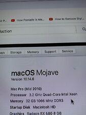 Apple Mac Pro A1289 Desktop - MC561LL/A (July, 2010)
