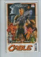 Marvel Cable 1 DX 1st Print Comic Rare High Grade NM 9.0 Bag & Board Noto Duggan