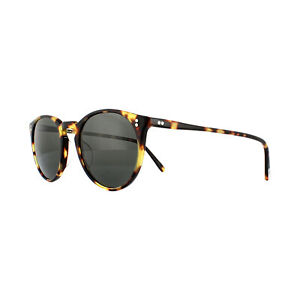Oliver Peoples Sunglasses O'Malley 5183S 1407P2 Vintage DTB Midnight Polarized