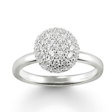 30% off SALE! Genuine Thomas Sabo S/Silver CZ Ring RRP $149.00