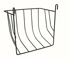 Trixie Metal Hay Manger Rack Rabbit Guinea Pig Feeder 20 x 18 x 12 cm