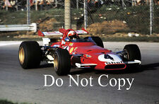 Clay Regazzoni Ferrari 312 B italiano Grand Prix 1970 fotografía