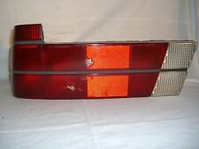 Alfa Romeo Milano (or 75)   Left (Driver) Side   - Red Taillight Lens & Assembly