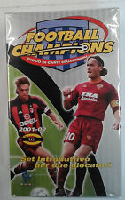 FOOTBALL CHAMPIONS - 2001-02 - SET INTRODUTTIVO PER DUE GIOCATORI - WIZARD