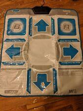 Konami Nintendo Wii Gamecube Dance Mat Dance Revolution Pad RU054