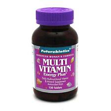 Multi Vitamin Energy Plus For Women Futurebiotics 120 Tabs