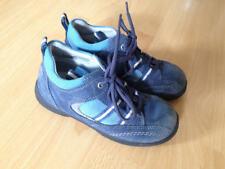 Superfit Gr. 28 Halbschuhe Lederschuhe Boots blau