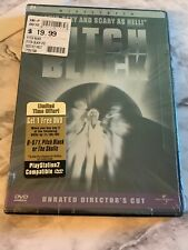 Pitch Black (Dvd, 2000, Widescreen, Unrated) New Sealed
