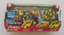 TransFormers Movie The Legacy Of BUMBLEBEE figure pack, 3x Bumblebees, New