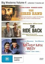 Big Westerns : Vol 4 (DVD, 2014) region free