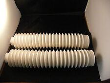 7906 Ariete Par Fuelle Horquilla diámetro tallo 32 mm blanco