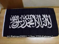 Fahnen Flagge kalifat shahada - 90 x 150 cm