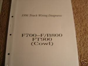 For Ford F700 Repair Manuals Literature For Sale Ebay