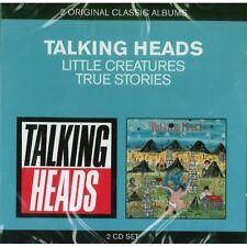 CD Talking Heads- little creatures/true stories 5099909884526