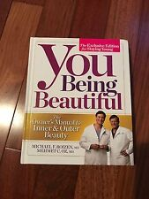 YOU BEING BEAUTIFUL HARDCOVER MEHMET C. OZ, MD MICHAEL F. ROIZEN, MD