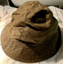New with Tags,Genuine Vintage Royal Crest Barbour A77 Sports Hat. (Size-71/8th)