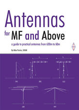 Antennas for MF and Above - practical aerials 630-60m - Amateur Radio Book