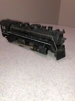 Vintage Marx 666 DieCast 2-4-2 Steam Smoke Locomotive O Working & Tested! Sparks