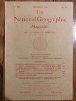 (REPRINT!) National Geographic Magazine December 1896 Vol. VII No.12, Work NPeru