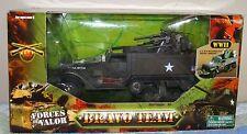 1:18 Forces of Valor Bravo Team WWII. U.S M16 Multiple Gun Motor Carriage Tank