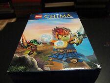 """COFFRET 4 DVD NEUF """"LEGO, LES LEGENDES DE CHIMA - SAISON 1"""""""