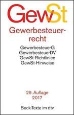 Gewerbesteuerrecht (GewStRecht) (1988, Taschenbuch)