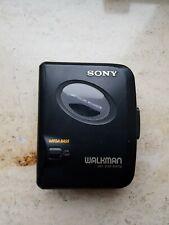 SONY Walkman WM-EX112 - Guter Sound - Schwarz  - Lesen