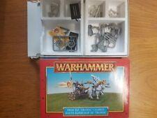 Haut Elfe Tiranoc Chariot - Warhammer Fantasy - Oop