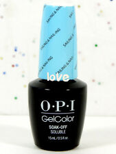On Sale $4.27 & Up 👉 Opi GelColor #2 👉 Brand New Gel Polish /Choose Any Color