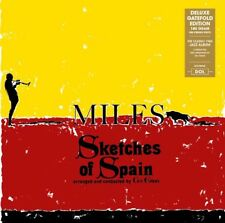MILES DAVIS Sketches Of Spain LP Vinyl NEW 2017