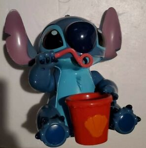 Lilo and Stitch Bubble Blower Machine Works Disney