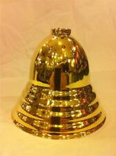 """LAMP CANOPY BOX OF 20 SOLID BRASS ANTIQUE STYLE BEE HIVE  3/4"""" SLIP RING"""