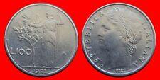 100 LIRAS 1991 ITALIA-18862