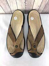 Keen Men's Brown Slip On Casual Slides Size US 6.5 / EU 39