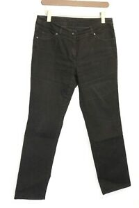 Gerry Weber schwarze Jeans Gr. 44 S Roxane pipe