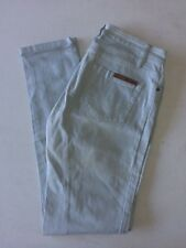 """Sass & Bide """"Rumour Has It"""" - Light Blue Skinny Jeans - Size 25 - Excl Condition"""