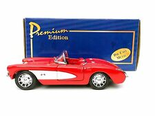 WELLY 1957 CHEVROLET CORVETTE  WELLY PREMIUM EDITION CAR 1:24 SCALE