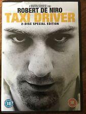 Robert De Niro TAXI DRIVER ~ 1976 Scorsese Classic RARE 2-Disc UK DVD