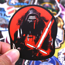 50pcs/pack New Super Cool Star Wars Stickers for Luggage Laptop Decal Skateboard