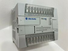 Allen Bradley 1762-L24BWAR Ser C Rev H MicroLogix 1200 PLC Controller