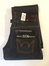 EDWIN JAPAN Selvage Denim Jeans Cinch Back 29W/33L BNWT