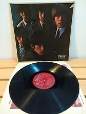 The ROLLING STONES No 2. First UK press vinyl LP. 1965 MONO. Blind man text
