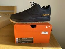 Nike Air Force 1 Gore-Tex UK 12 Black