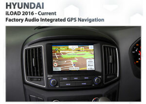 Hyundai iLoad 2016+ Factory Audio Integrated GPS Navigation upgrade pack