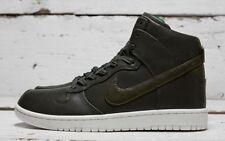 NIKE (NIKELAB) DUNK LUX HIGH SP..Sequoia/ Cargo Khaki..Size 9.5..Rare Nike Lab!!