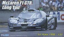 FUJIMI 125800 McLaren F1 GTR Long Tail #41 Le Mans 1998 in 1:24