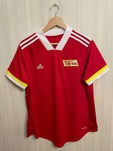 Ladies 1. FC Union Berlin 2020/2021 Home Sz XL Adidas shirt jersey frauen trikot