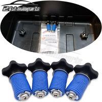 Tie Down Anchor Secure Knob Lock&Ride Mount Kit Fit POLARIS RZR XP Sportsman 800