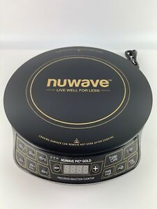 Nuwave Gold Precision Induction Portable Cooktop 120V 1500W Model 30211